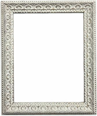 Cream Shabby Chic Photo Picture Frame Ornate Antique French Style
