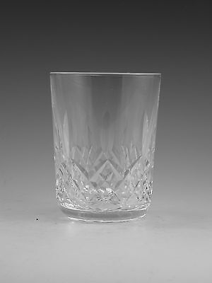 WATERFORD Crystal - LISMORE Cut - 5oz Tumbler Glass / Glasses - 3 1/2""