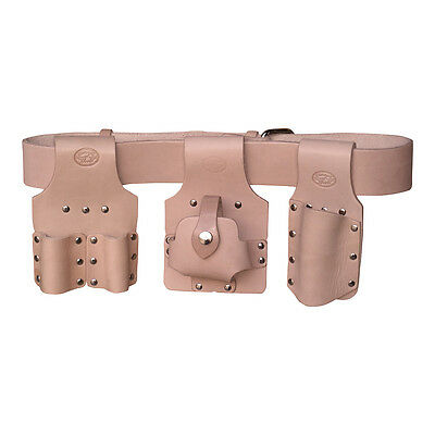 scaffolding leather belt with 4 pcs tool set uk branded