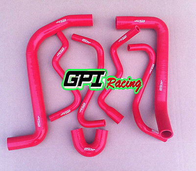 Holden Commodore vy  3.8L V6 Silicone Radiator Hose Kit