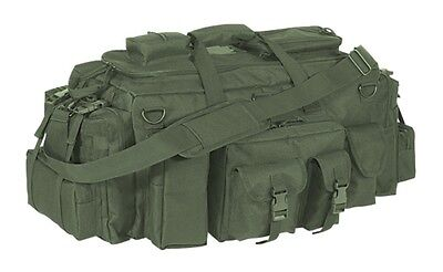 New Voodoo Tactical Mini Mojo Load Out Bag w/Molle Webbing OD Green 15-968404000