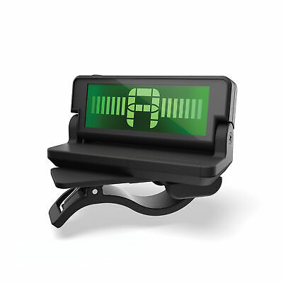 D'Addario Planet Waves Clip-On Headstock Rotatable Chromatic Tuner CT-10 CT10