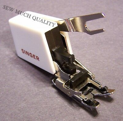 PRESSER FOOT # 423242-S Low Shank Even Feed Walking Foot Singer Original 8mm