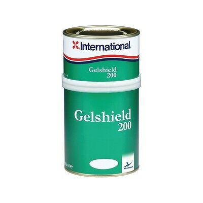 (35,16-38,53€/Ltr) International Gelshield 200 - grün/grau - 750ml/2,5Ltr