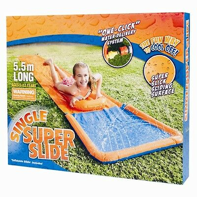 Water Slide Family Fun Water Slide Inflatable Bowling Garden Active Game Sport