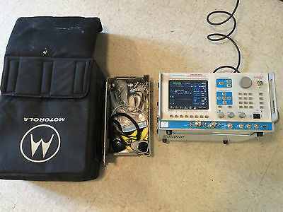 Motorola R2660D iDEN Service Monitor Communications Analyzer