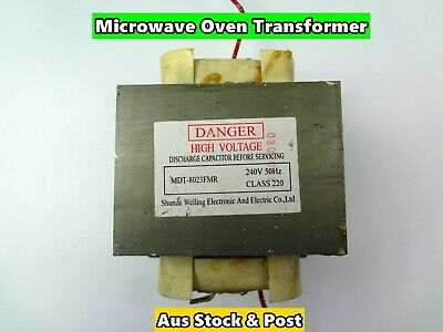 Welling Brand Microwave Oven Transformer Suits Many OEM Brand MDT-8023FMR (B200)
