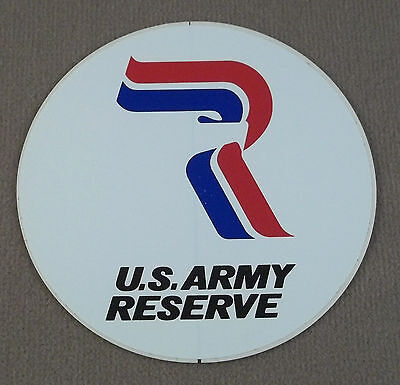 US Army Reserve Decal / Sticker