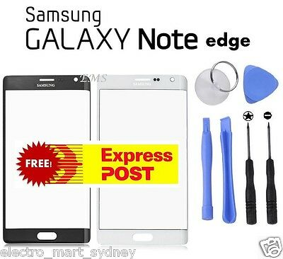 Outer Front Glass Screen Replacement Frame Lens For Samsung Galaxy Note Edge