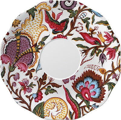 V&A Toile OVEY CHINTZ Fine China SAUCER