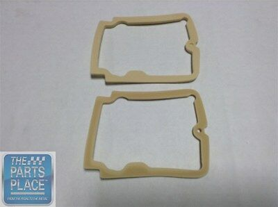 1965 Chevrolet Chevelle Tail Lamp Lens Gaskets Pair