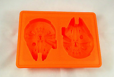 New Cello Wrapped Silicone Star Wars Ice Cube Tray Mold for Candy, Soap