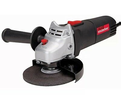 """4-1/2"""" inch Angle Grinder 11,000 RPM 4.3amp Drill Master - FREE EXPEDITED SHIP!"""