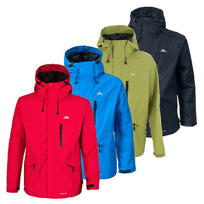 Trespass Mens Corvo Waterproof Jacket RRP £95.99