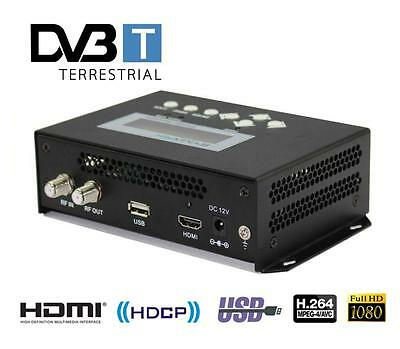 SYMARIX SRT750-HD digitaler Modulator HDMI zu DVB-T COFDM Full HD