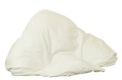 Comfortnights Economy Batwing Pillow,With Free Cream Cover.