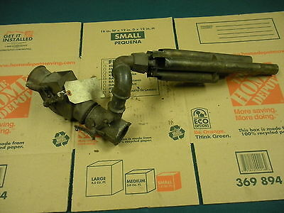 Vintage Fulton N.A. PETAY CO. 4 Note FULTON Exhaust Whistle,Hit miss engine,