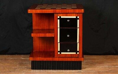 Art Deco Games Table Coffee Tables Bookcase Chess Furniture