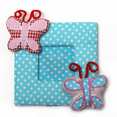 WHOLESALE BULK CLOSING SALE - Butterfly Photo Frames - 13 available
