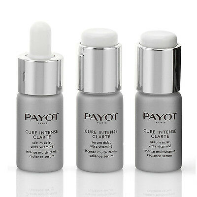 PAYOT - CURE INTENSE CLARTE - Whitening multivitamin radiance (set of 8 units )