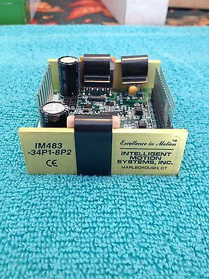 Intelligent Motion Systems Im483 Microstepping Driver