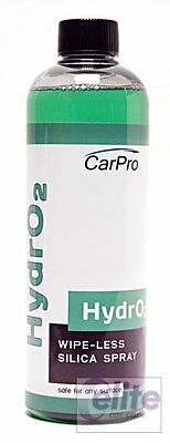 CarPro Hydro2 Touch-less Silica Spray Sealant 500ml - Wetcoat, Easy to use