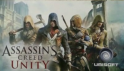 Assassins Creed Unity Xbox One Digital Game