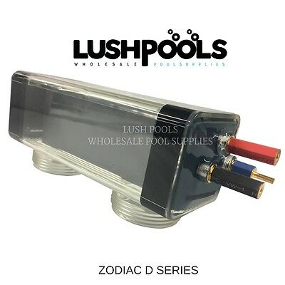 Zodiac/ Aquasphere D20 GENUINE Self Cleaning Salt Water Chlorinator Cell