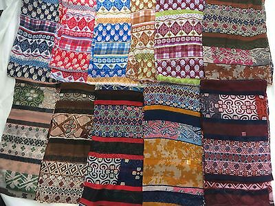 [US seller]lot of 12 wholesale infinity scarves long wrap endless shawl