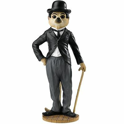 Country Artists Magnificent Meerkats CA04471 Charlie Chaplin