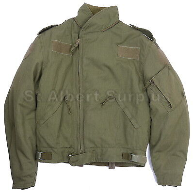 Canadian Army Pilots Coat -7340-  Warm Waterproof Fire Resistant - 5Lb/c30