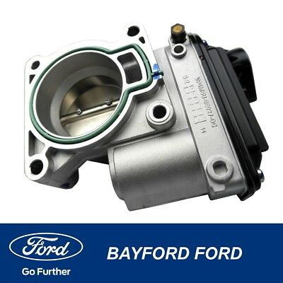 Throttle Body Assembly Ford Fiesta Wp & Focus Lv 09-11 2.0 Litre - Genuine Ford