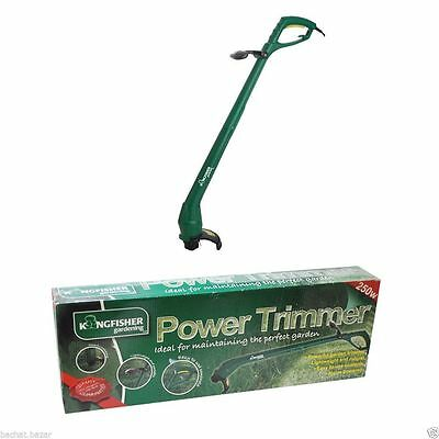 Kingfisher Garden Electric Grass Trimmer 250W For Professional Home Garden Tool