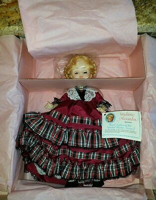 Madame Alexander First Lady Doll Collection series II BETTY TAYLOR BLISS