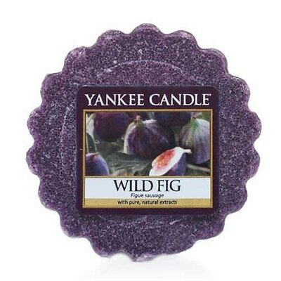Yankee Candle Wild Fig Scented Tart Wax Melt