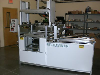 "Sibe Automation Roll Fed Vacuum Forming Machine  24"" X 36"" Plug Assist*"