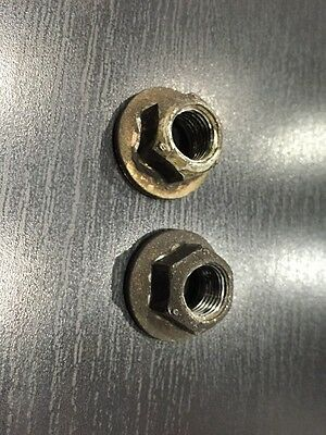 Nissan S13 240Sx Front Suspension Nut - Caster Arm Hardware - Tention Arm Nuts