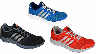 outlet store 30f30 4268c Mens Adidas Breeze Running Shoes, Trainer, Sneakers - Blue Orange Black