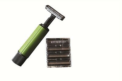 BCB camping / travel & outdoor army military green field exercise razor / shaver