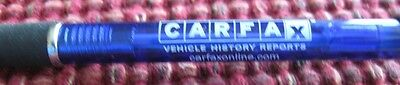 CARFAX Promotional Pen - a collectable item