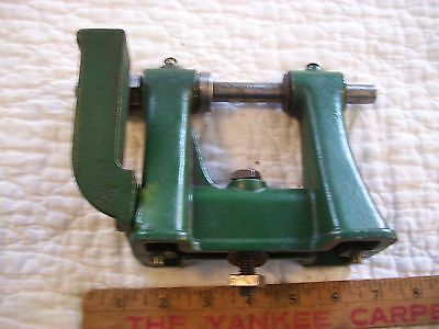 "Vintage Headstock Assembly for Montgomery Ward 8"" Wood Lathe 20 TP 1/2"" spindle"