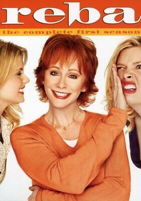 Reba - The Complete First Season DVD NEW SEALED