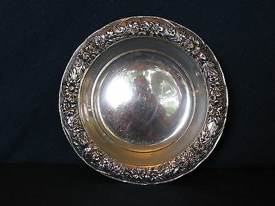 S Kirk and Son Sterling Bon Bon Bowl Pattern 409 c. 1914-1924