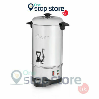 Swan 20 Litre Tea Urn Coffee Hot Water Boiler Commercial Catering Water Heater