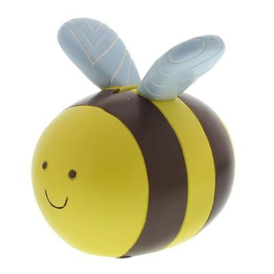 Baby Gift - Yellow Bumble Bee Money Box KW142