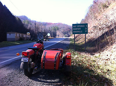 Ural : cT 2015 ural ct motorcycle with sidecar no reserve