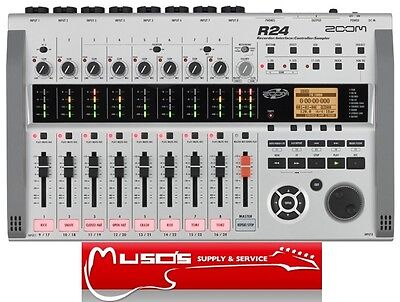 Zoom R24 Digital Recorder $709 + postage (free for Greater Sydney)