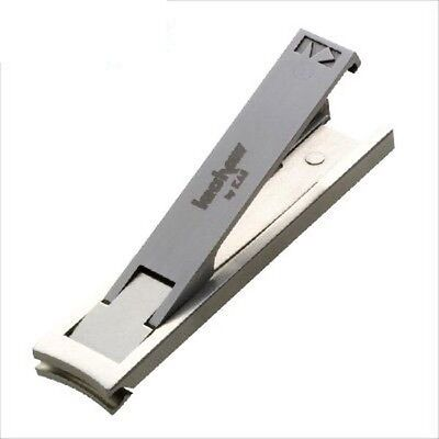 """New! Nail nipper clipper""""Leaf""""type clippers scissors thin  Japan Kershaw by kai"""