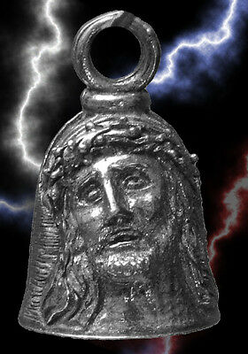Crown of Thorns Jesus Pewter Bell Gift Bag Legend Christian Motorcycle