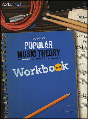Rockschool Popular Music Theory Workbook Grade 7